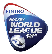 FINTRO WORLD HOCKEY LEAGUE ANTWERPEN 2015
